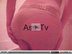 Ass-Tv. Just A Slow Quick Tease :) . Tranny
