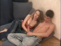 Student couple fuck