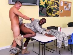 Of virgin gay sex first time Yes Drill Sergeant!