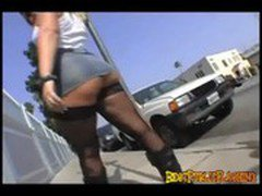 Flowers Tucci Melody Teaser - Public Nudity Flash