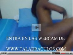 gaping ass ebony cam
