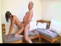 Old man fucks young girl 1 - xHamster.com