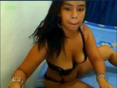 Hermanas putas latina en la webcam
