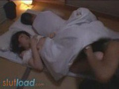 Young Asian molested by lusting brother