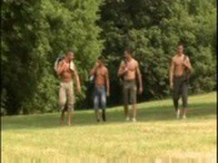 Les Campeurs - The Campers By First75 (part 5)    GayNet.TV