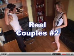 Real Amateur Couple filmed for the first time (at Home) - Skz