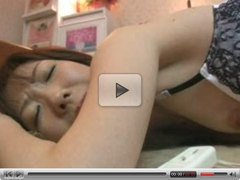 Japanese wife needs anal inspection