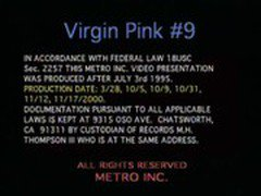 Metro - Virginpink 09 - Full movie