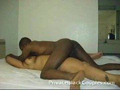 Private Black Couple