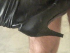man fetish 3 cum boots gloves and