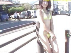 Japanese Girl Public Nudity & Sex Training 7 SCN007