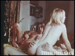 Vintage Porn 1970s - Hairy Blonde Gets Fucked