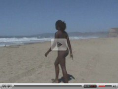 Black Girl Flashing #-by Butch1701