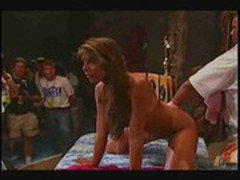 Jasmin St Claire - World's biggest gangbang PART2