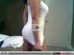 Big-Titted Hot Babe Webcam Show