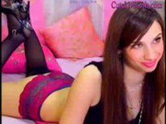 Hot innocent girl having fun in Live Chat 2.mp4