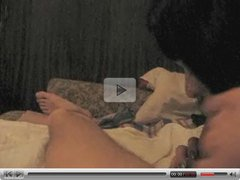 Young couple homemade sex 1