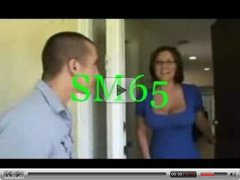 Milf House Wife Claire Dames In Stockings SM65