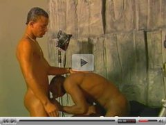 Sexy Black Gay Dirty Sex Play