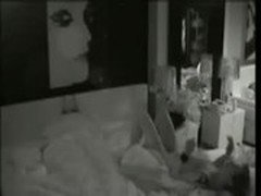 nude guy in bed at big brother contest