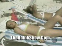 Lindsey Lohan Sexy Vid with Rapper 40glocc &amp_ the 12steps