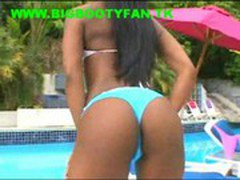 Interracial Big Booty Black Chick