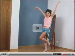 Double-Head #134 Two Teens (Classic Video)