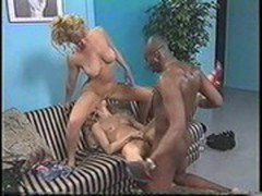 Angela Faith and Johnni Black Interrupted by Sean Michaels