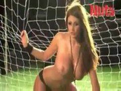 Lucy Pinder - Football Special