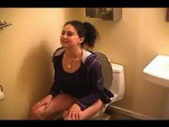 Turkish girl - Toilet Hidden Cam