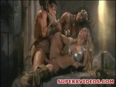 Exotica and Lori Lust seducing her king
