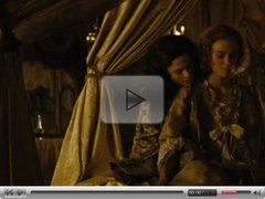 Keira Knightley and Hayley Atwell - The Duchess