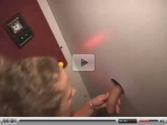 Filmed My Wife At The Gloryhole !!! - by TLH
