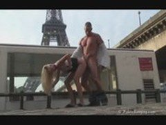 Sex by the Eiffel Tower