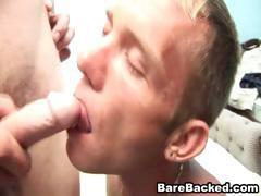 Gay DIrty Bareback Fucking Action