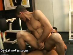 Arnold and Luke latin gay fucking part5