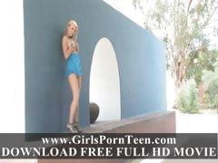 Katey flashing public teen full movies