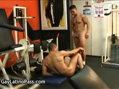 Arnold and Luke latin gay fuck and suck part3