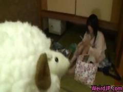 Crazy japanese chicks and hot orgy 2 part5