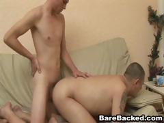 Sweet Pretty Gays Dirty Bareback Sex