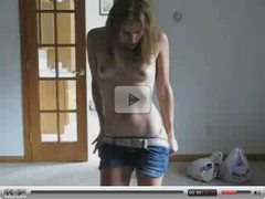 German amateur sex with hot young blonde