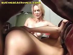 Opalescent MIF with a safe clit shares her black lover with her friend