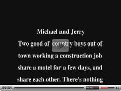 Michael and Jerry