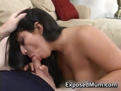 Latina mom tit fucks and pounded hard part2