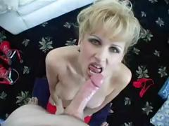 Racquel Devonshire gets fucked then sucks that hard cock!