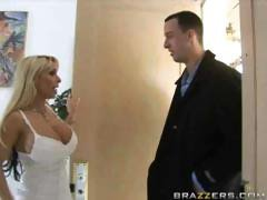Sara Jay Holly Halston - Big Cock And Scotch Equals Fun