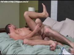 Excited Bryan Cavallo is fucking anal